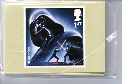 GB - PHQ CARDS - 2015- STAR WARS - COMPLETE SET  MINT- 19 cards