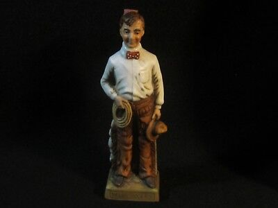 Vintage Will Rogers Mccormick Distillery  Decanter