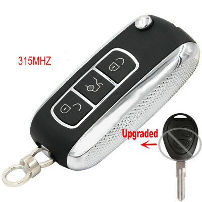 Upgraded Folding Remote Key Fob for Land Rover Discovery 1999-2004 315mhz ID73