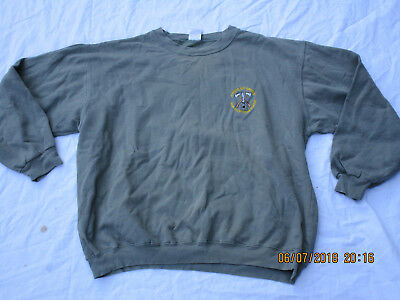 Sweat Shirt:  1st Bn. Coldstream Guards ,Corps of Drums, Gr. X Large