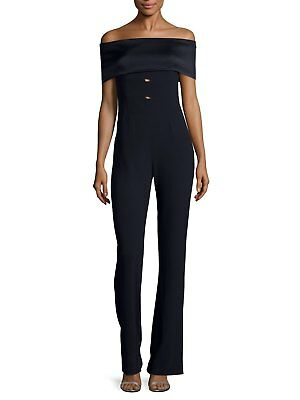 1b39bf0f5c8 New The Kooples Black Trousers Jumpsuit Biker Style Xxs S M - 100%  Authentic.  116.80 Buy It Now 14d 9h. See Details. Galvan Off-the-shoulder  Satin-Crepe ...