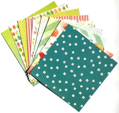 Color Crush - 6x6 American Crafts Scrapbooking Paper Pack