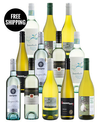Regional Whites Mix (12 Bottles)