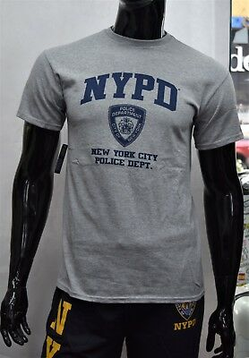 NYPD T-Shirt Officially Licensed by The New York City Police Department New