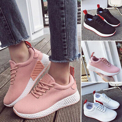 Women Casual Breathable Athletic Sneakers Sport Running Trainers Shoes Outdoor