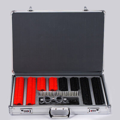 266x Optometry Optical Trial Lens Kit Set w/Free Trial Frame Glasses Accessories