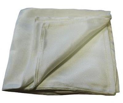 Premium Quality High Temperature Silica Welding Blanket 1 metre x 1 metre