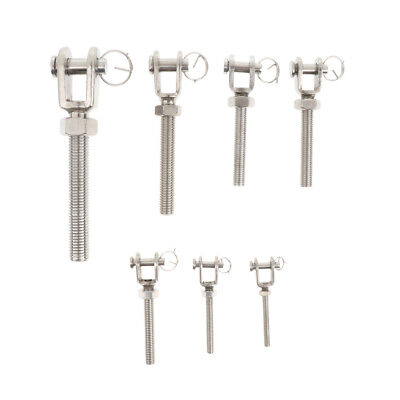 M5-M10 Stainless Steel Turnbuckle Barrel Strainers for Sailing Boating