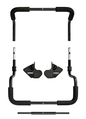 Baby Jogger Car Seat Adapter Single Stroller For Chicco and Peg Perego [B103]