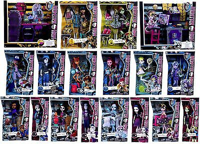 New Official Monster High Dolls And Accessories Doll Twyla Toralei Ari