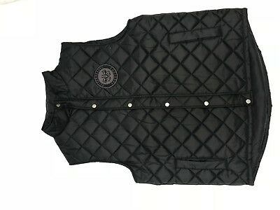 Peterborough Phantoms Black Edition Quilted Gillet