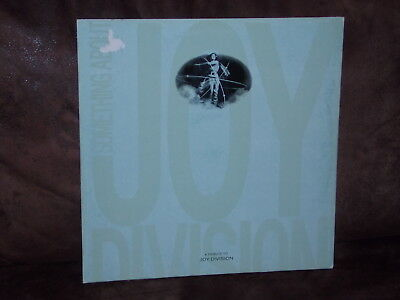 Vinyl-LP: Something About JOY DIVISION - A Tribute To JOY DIVISION (1990)