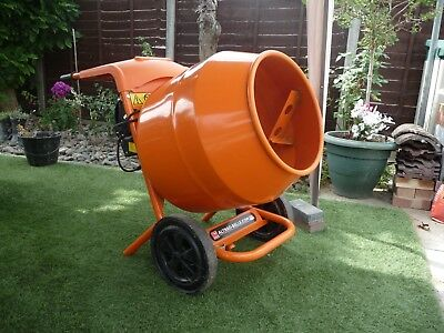 Belle 150 Minimix 240V Cement Mixer Used Once