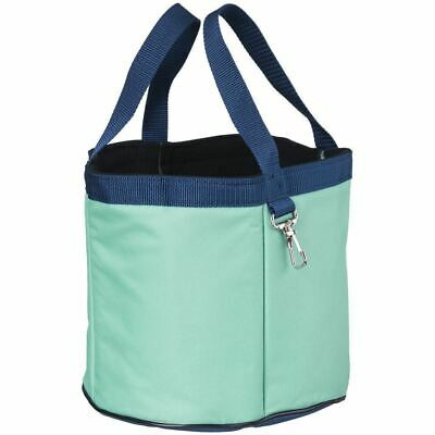Tough 1 Groom Caddy Tote with Brush and Bottle Pockets for Horse Grooming