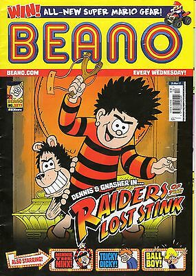 Beano comic 25 March 2017 no 3877 well read