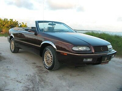 1993 Chrysler LeBaron  1993 Chrysler LeBaron Convertible