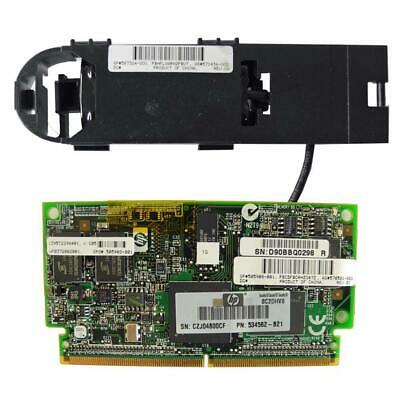 HP 1GB Cache Module 505908-001 mit Battery Pack BBWC für Smart Array P410/410i