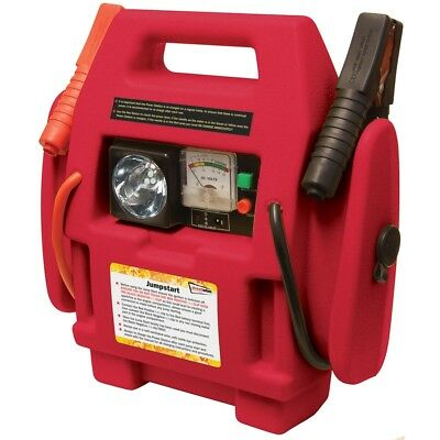 Power Pack & LED For Up To 2500cc - Portable Streetwize Station Engine Starter