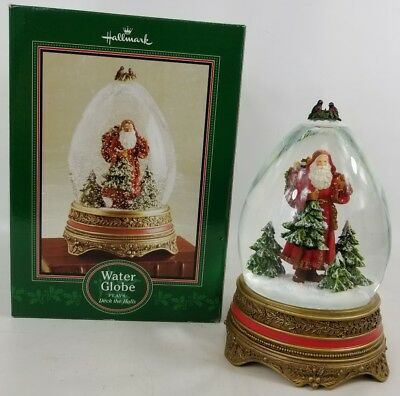 HALLMARK 2011 ANIMATED PLUSH CHRISTMAS  SNOWMAN DECK THE HALLS DUO w/ TAG