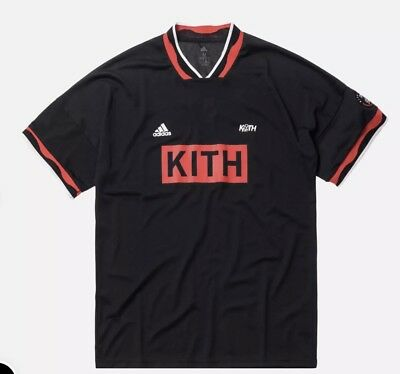 KITH X ADIDAS Soccer Match Jersey Rays Home Camo Size M -  115.00 ... f9eeafe34