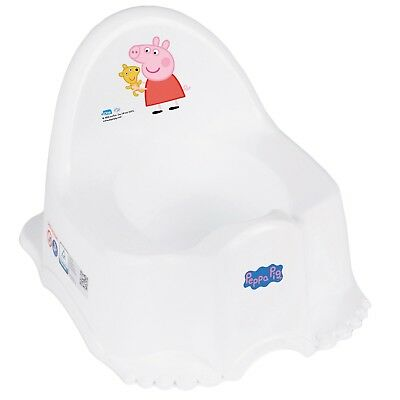 Musical Non-slip Potty Colourful Design Potty Training - Peppa Pig (Pink)