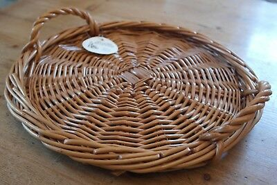 P.H Coate & Son Willow Basket, Somerset