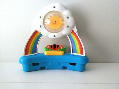 Fisher Price Rainforest Jumperoo Rainbow Toy Replacement Part