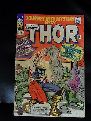 Journey Into Mystery #106 — Lower Grade, Good Condition — No Reserve