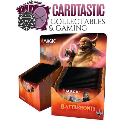 Magic the Gathering Battlebond Box