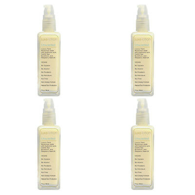 4X Luxebeauty Luxe Lotion Luxury Face Unscented Sunburn Protection Skin Care