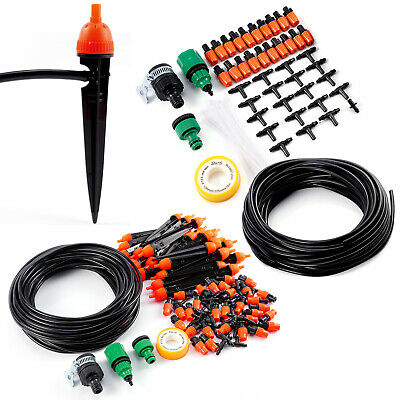 DIY Garden Misting Micro Irrigation Watering System for Flower and Lawn
