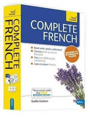 Complete French Book & CD Pack: Teach Yourself - Gaelle Graham - 9781444177299