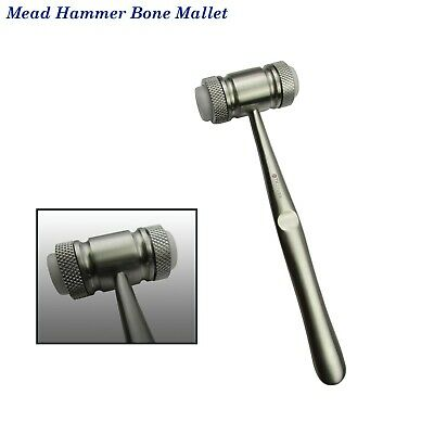 Bone Surgery Mallet Mead Dental Implants Sinus Lift Bone Grafting instruments