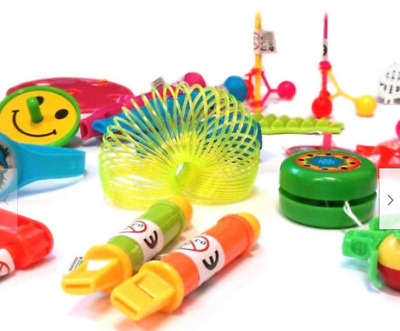 12 x PARTY BAG FILLER TOYS FAVOR PRIZES BOYS GIRLS BIRTHDAY LOOT PINATA FILLERS