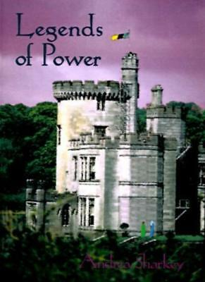 Legends of Power by Sharkey, Andrea  New 9781587211027 Fast Free Shipping,,