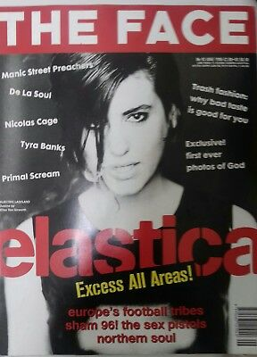 The Face Magazine June 1996 Elastica