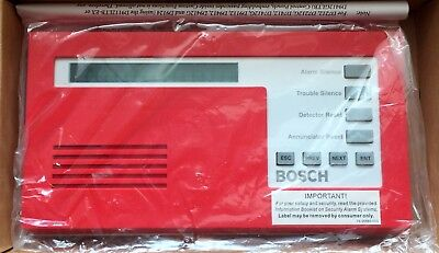 New Bosch #D1256 Security Commercial Fire Command Center and System Annunciator