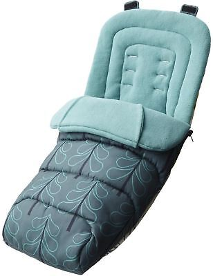 Cosatto WOW FOOTMUFF - FJORD Pushchair/Buggy/Stroller Accessories - BN