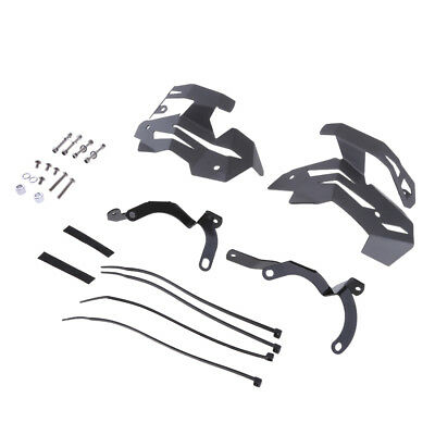 Valve Protector Guards Covers for BMW R1200R LC R1200GS LC 2013-2015 Grey