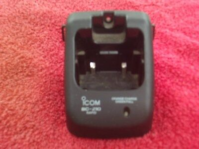 Amateur Radio iCOM BC- 210 Charger pod ONLY
