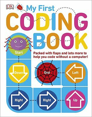 My First Coding Book, Prottsman, Kiki