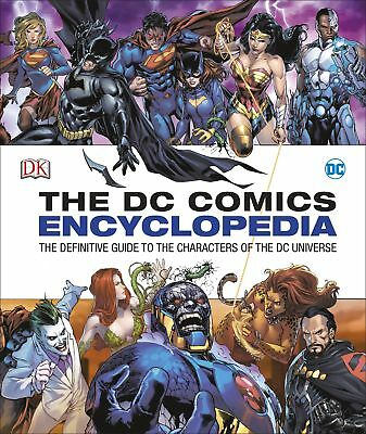 The DC Comics Encyclopedia, DK,