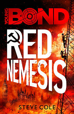 Young Bond: Red Nemesis, Steve Cole