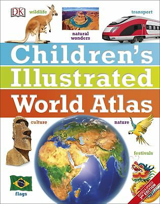 Children's Illustrated World Atlas, DK