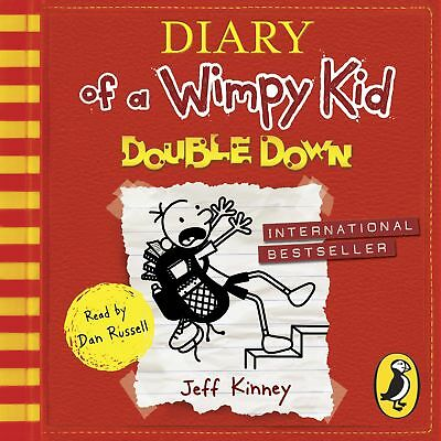 Diary of a Wimpy Kid 11. Double Down, Kinney, Jeff
