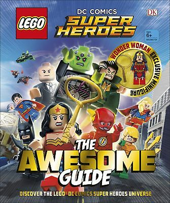 LEGO (R) DC Comics Super Heroes The Awesome Guide, DK
