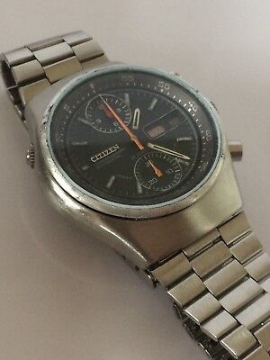 Citizen Vintage Chronograph
