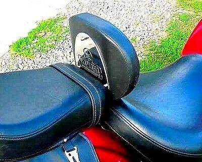 Yamaha Xv 1600 / 1700 Wildstar  Driver Rider Backrest