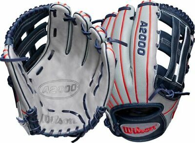*Brand New* Wilson A2000 RHT 11.25 1788 WTA20RB18DI88 Retail $259.99 With Tags