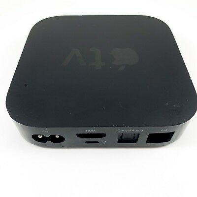 Apple TV 3rd Generation 8GB HD Media Streamer A1469 NO REMOTE